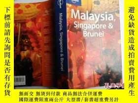 二手書博民逛書店Malaysia,Singapore罕見& BruneiY141