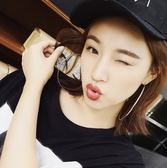 [全館5折-現貨] 耳環 歐美 時尚 個性 超大 圈圈 耳環 韓版 夜店 誇張 耳釘 飾品