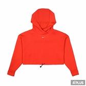 NIKE 女連帽T(長) AS W NP CLN FLEECE HOODIE INN 保暖 紅-DA0531673