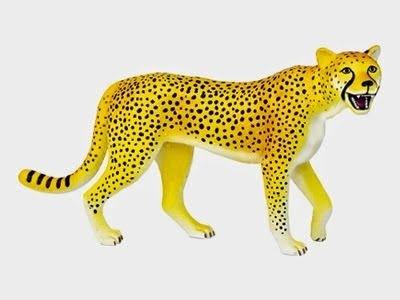 【4D Master】26460 立體拼組模型 動物系列 獵豹