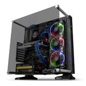 Thermaltake 曜越  Core P3 壁掛式強化玻璃 (CA-1G4-00M1WN-06) ATX電腦機殼