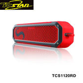 T.c.star 連鈺 5級防水無線藍牙喇叭(紅色) TCS1120RD TCS1120