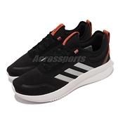 adidas 慢跑鞋 Lite Racer Rebold 黑 橘 愛迪達 Neo 休閒運動 男鞋【ACS】 GZ0353