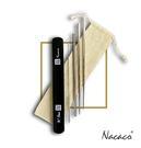 【SGS 認證通過】316 頂級不鏽鋼材質筷子吸管組
