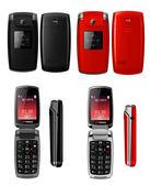 K-Touch K900 雙螢幕 老人機 長輩機 3G 折疊手機/支援多國語言 MP3 FM SOS功能 大按鍵 大字體 大音量