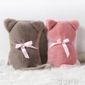 暖水袋 新熱水袋充電防爆暖寶寶可拆洗毛絨萌萌可愛暖手寶卡通冬季女 3C公社