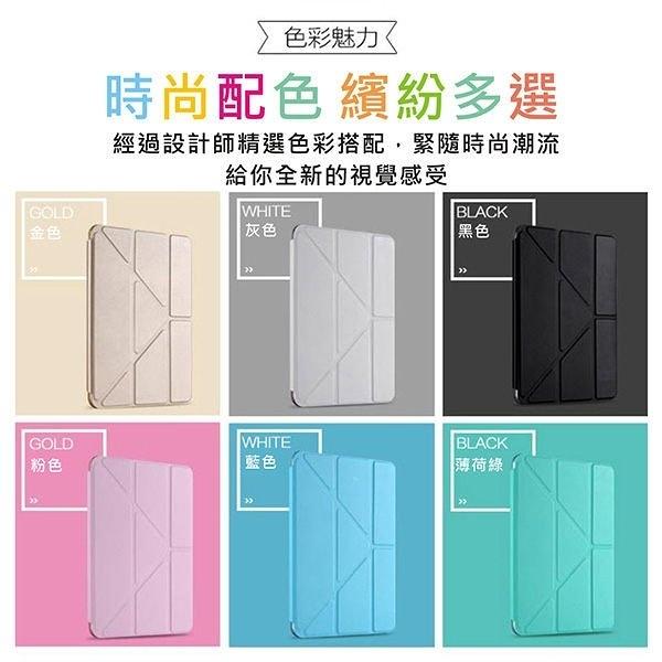 【Love Shop】變形蠶絲紋 ipad保護套 ipad2/3/4/Air/AIR2/3保護套保護殼 變形金剛超薄