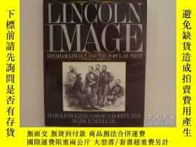 二手書博民逛書店The罕見Lincoln Image; Abraham Linc