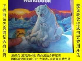 二手書博民逛書店Language罕見Arts HandbookY15389 出版