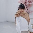 圍巾 圍巾女冬季正韓百搭長款加厚仿羊絨學生毛線日系流蘇針織情侶圍脖交換禮物