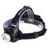 U3感應式強光變焦頭燈