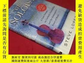 二手書博民逛書店The罕見Soloist 英文原版Y14411