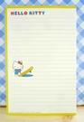【震撼精品百貨】Hello Kitty 凱蒂貓~kitty便條紙-滑板(小)