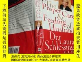 二手書博民逛書店原版英法德意等外文罕見The Proper Care and Feeding of Husbands 2004年