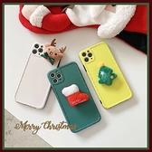蘋果 iPhone12 iPhone11 Pro Max 12Pro 12Mini 11Pro 聖誕H 手機殼 全包邊 可掛繩 保護殼