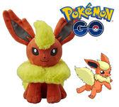 火精靈 絨毛玩偶 Pokemon 寶可夢 神奇寶貝 日本正品 S號娃娃 該該貝比日本精品 ☆
