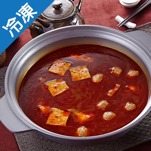 元進莊 川味麻辣鍋底 1000G/盒