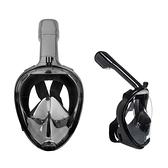 爆款潛水面罩GOPRO全乾式浮潛眼鏡套裝初學游泳鏡【618優惠】