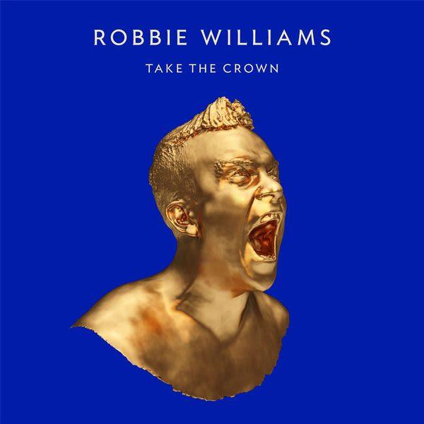 羅比威廉斯  就是王道 咆哮封面限定盤 CD