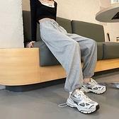 闊腿褲 休閒褲 束腳褲束腳抽繩直筒長衛褲MB066.依品國際