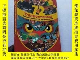 二手書博民逛書店72罕見transformations:concept desi