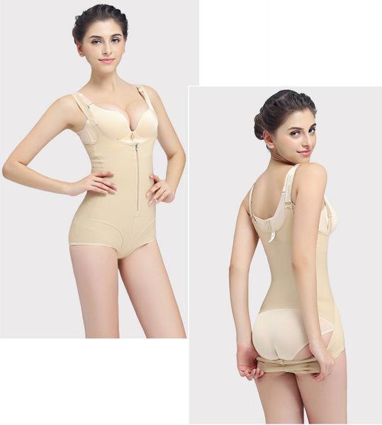 超重壓收腹美體加強版束身連體束身-Jamn20017