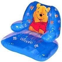 [衣林時尚] INTEX 小熊維尼單人沙發 充氣椅 耐重60Kg 建議3-8歲 68552 (裸裝)