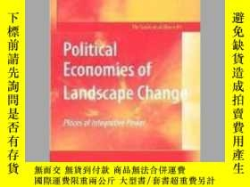 二手書博民逛書店Political罕見Economies of Landscape ChangeY405706 James L