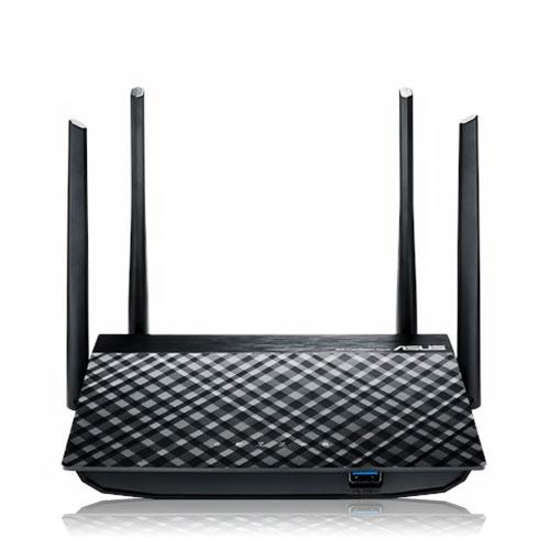 ASUS 華碩 RT-AC1300G+ RT-AC1300G PLUS (RT-AC58U) 雙頻 Gigabit Wi-Fi 分享器