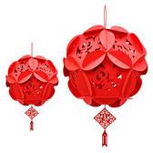 大號 新年/過年/生日/婚禮 春節裝飾 繡球 春聯 過年裝飾 吊旗【F001】