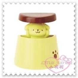 ♥小花花日本精品♥ 《Pom Pom Purin》布丁狗 磁鐵 吸鐵 磁鐵 蘋果 立體造型 大臉 站姿 (預購)