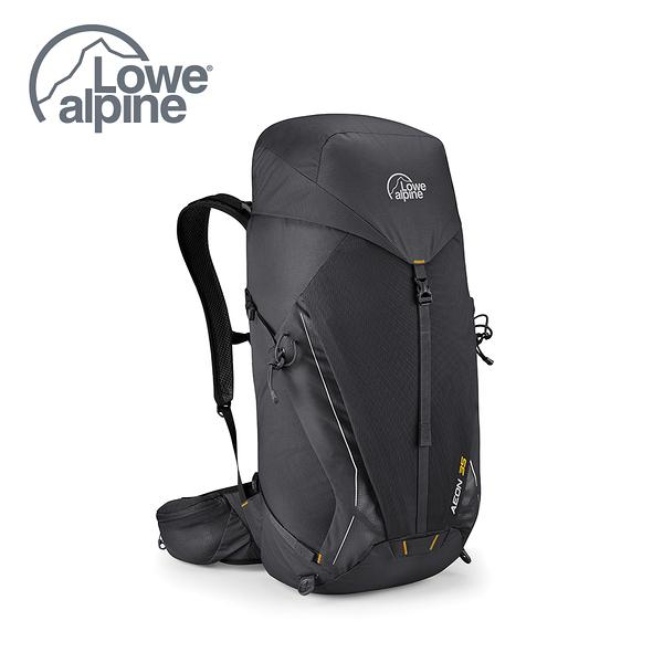 Lowe Alpine Aeon 35  輕量休閒/多用途背包 煤碳黑 #FTE65