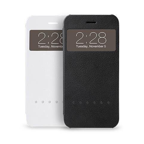 "[NOVA成功3C]Ozaki O!coat Hel-ooo iPhone 6 (4.7"") 可視智能側翻保護殼"