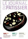 LE JOURNAL DU PATISSIER   12-1月號/2017-18 第435期