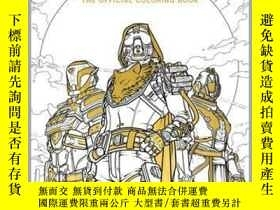 全新書博民逛書店Destiny:The Official Coloring BookY410016 Bungie Insigh