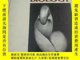 二手書博民逛書店罕見BIOLOGY【醫學外文】有破損--認真看圖Y289048