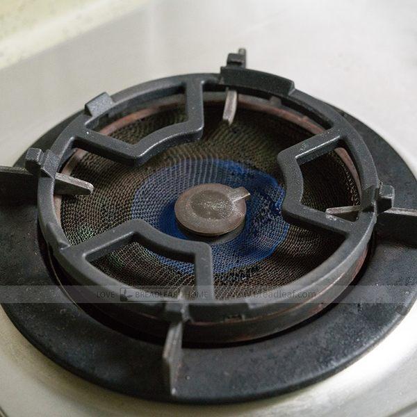 breadleaf 瓦斯爐輔助鍋架 奶鍋架 小型鍋圓形小爐架 奶鍋泡麵鍋小湯鍋架 防滑支架 小腳架