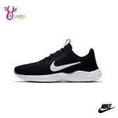 NIKE慢跑鞋 男鞋 運動鞋 跑步鞋 透氣輕量 路跑 FLEX EXPERIENCE RN 9 Q7046#黑色◆奧森
