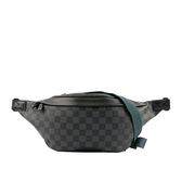 【LV】Damier Discovery腰包 N40187