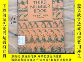 二手書博民逛書店THE罕見CHILD S THIRD NUMBER BOOKY2