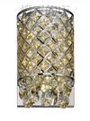 燈飾燈具【燈王的店】LED 水晶壁燈 (附LED 3Wx3) 干邑色 黃光 ☆362/5