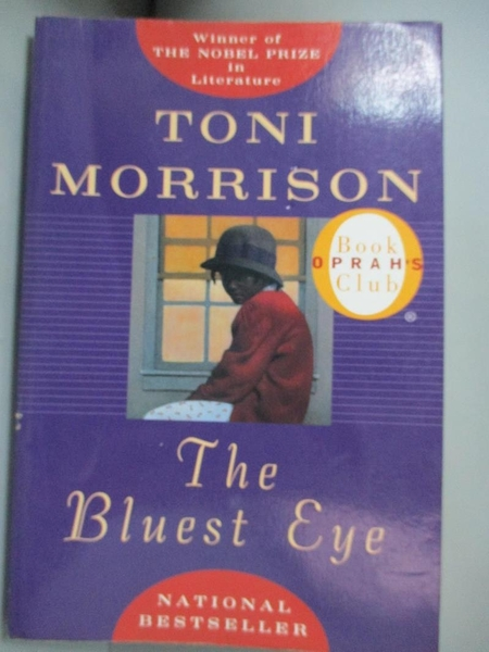 【書寶二手書T2/原文小說_IPM】The Bluest Eye_Morrison, Toni