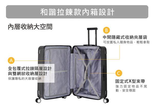 【CENTURION百夫長】拉鍊款29吋U_O_P44巴拉克.歐巴馬行李箱
