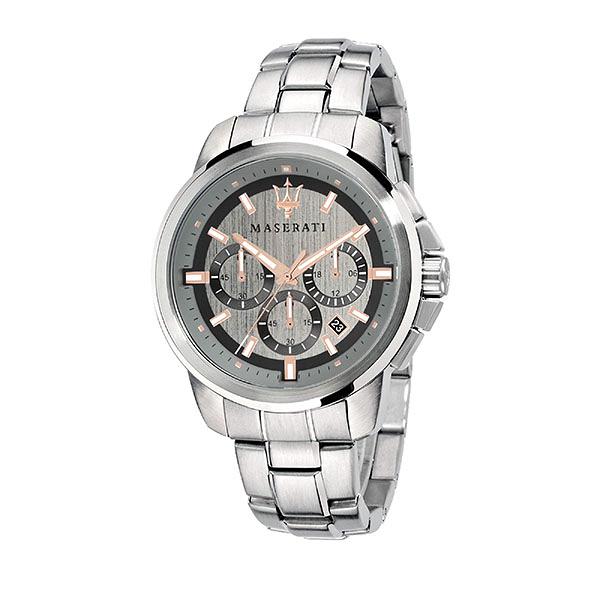 【Maserati 瑪莎拉蒂】/經典三眼錶(男錶 女錶 手錶 Watch)/R8873621004/台灣總代理原廠公司貨兩年保固