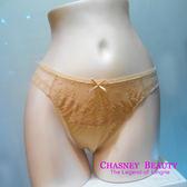Chasney Beauty-Amore花邊蕾絲丁褲(膚)