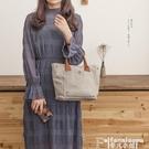手提包 2021新款帆布包女日韓托特包女式時尚手提布包布藝包小布包女包 非凡小鋪