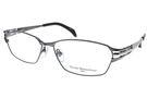 Masaki Matsushima 光學眼鏡 MMF1224 C02 (青灰-銀) 流線全框系列 β鈦眼鏡 #金橘眼鏡