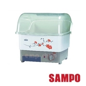 【聲寶SAMPO】六人份直熱式烘碗機 KB-RA06H