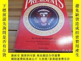 二手書博民逛書店The罕見Look-It-Up Book of Presiden