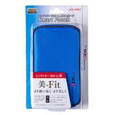 [哈GAME族]免運費 可刷卡 日本 MORI GAMES 3DS LL/XL 專用 SMART POUCH 收納包 保護包 兩色